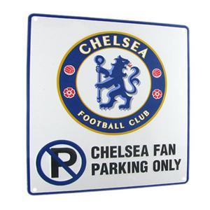 Chelsea - Skilt Parkering