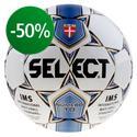 Select - Fotboll Numero 10 Vit/Mörkblå