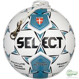 Select - Football Colpo Di Testa White/Light Blue