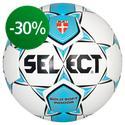 Select - Fodbold Solo Soft Indoor Hvid/Lyseblå