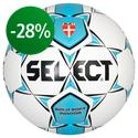 Select - Fotboll Solo Soft Indoor Vit/Ljusblå