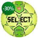 Select - Fodbold Speed Indoor Gul/Grøn