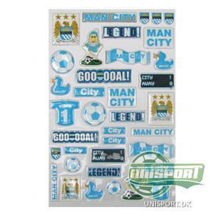 Manchester City - Klistermærker