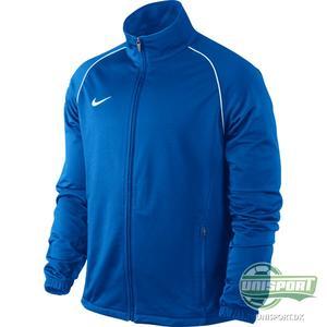 Nike - Træningsjakke Foundation 12 Sideline Poly Blå Børn