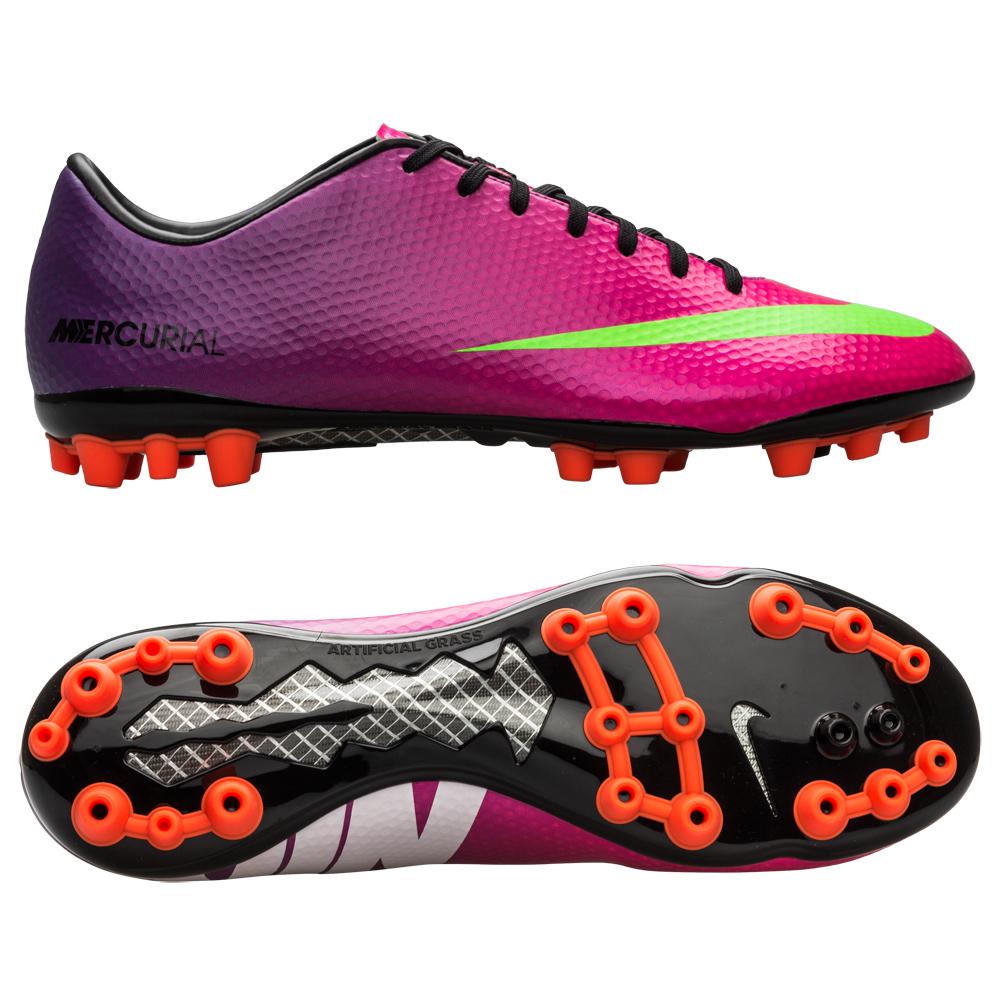 Nike - Mercurial Vapor IX AG Fireberry/Electric Green-Red ...