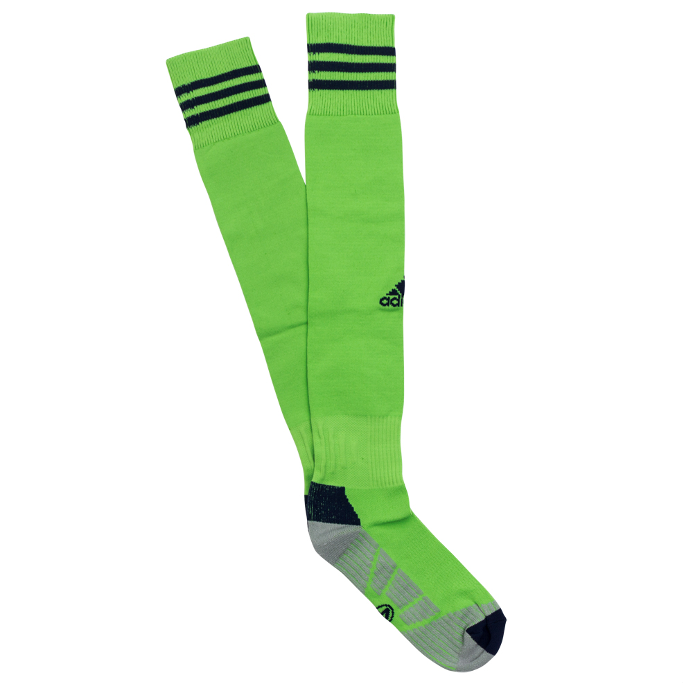 Lime Green Soccer Socks