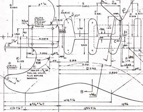 designing guitars in cad ii - 2d vs  3d
