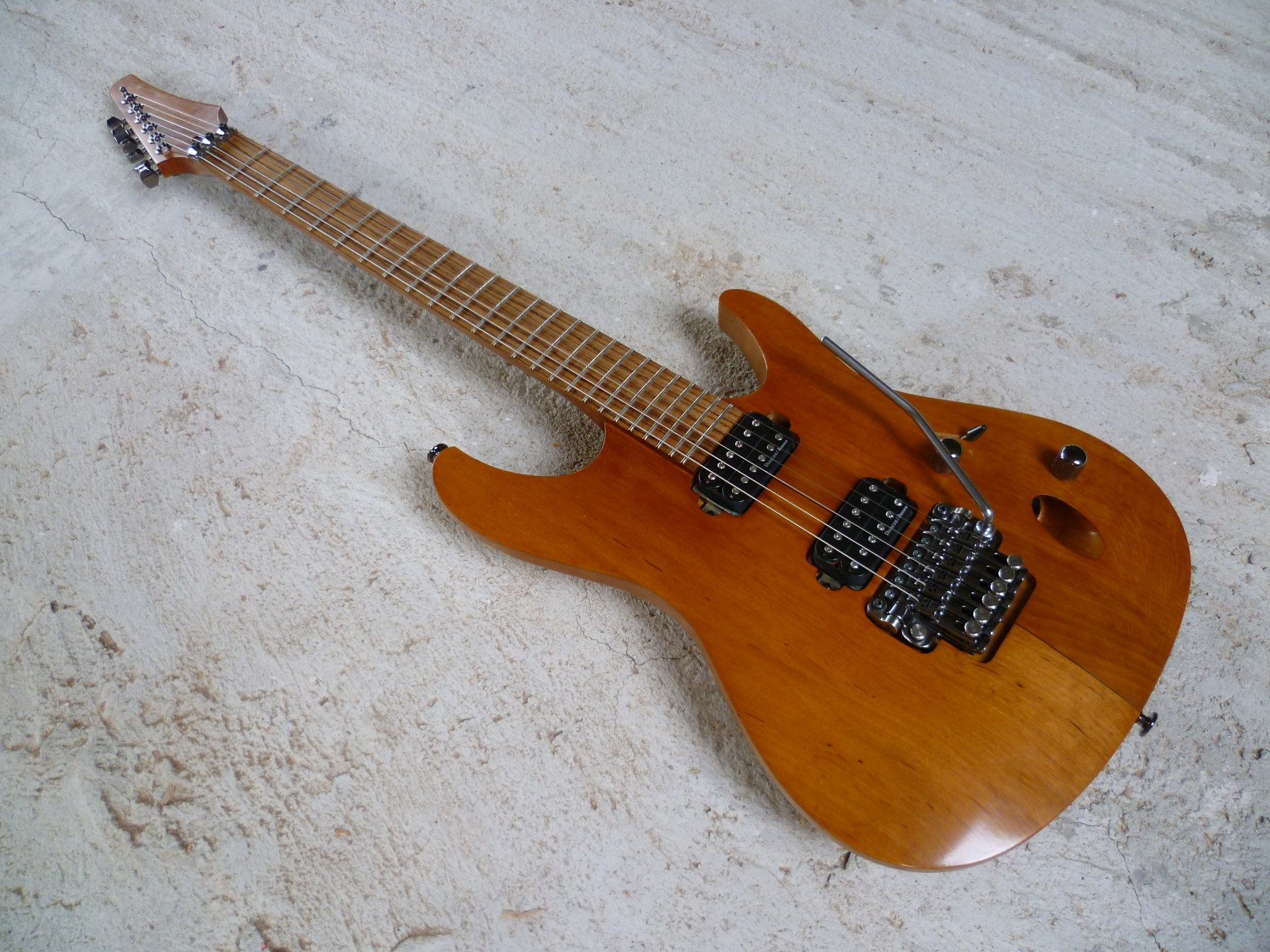 Ibanez RG, my 2nd build - Page 2 - In Progress and Finished Work ...