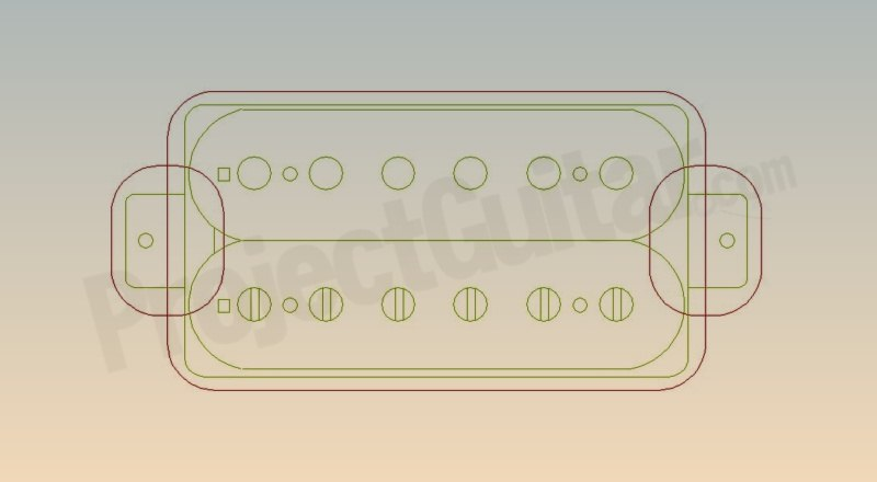 Router Basics: Humbucker Pickup Routing (with Pickup Ring ...