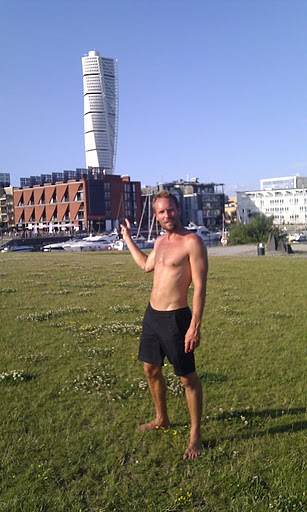 Robert har hittat Turning Torso