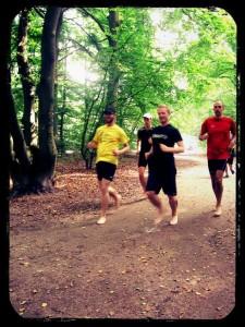 Malmö Barefoot Run 2011
