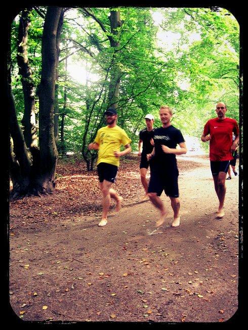 Malmö Barefoot Run