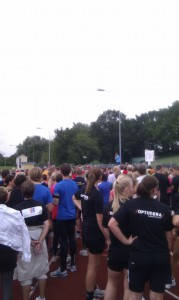 Trelleborgsloppet 2011 - Minuter till start