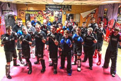 3rd Week Sparring of beginners sparring was 17th JAN 2018