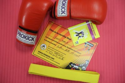 Next ProKick Grading Day 8TH October