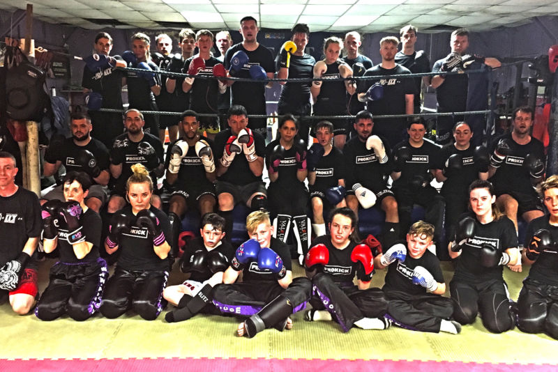 New Sparring Week No 6