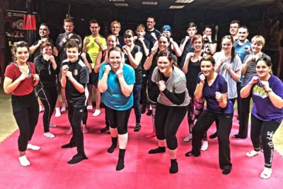 First ProKick Beginners 6week course of 2018