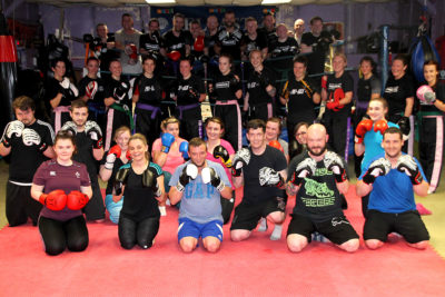 Finish 6 weeks Prokick beginners course