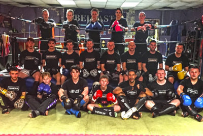 A new ProKick Fighters Class 11th Oct
