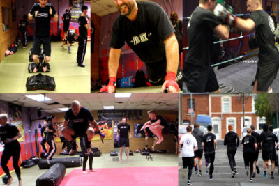 ProKick Saturday 3 In 1 style Class - Circuits, finishing with light sparring