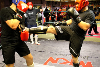 Wednesday 2nd August ProKick 6 week Sparring or sign-up to become a fighter