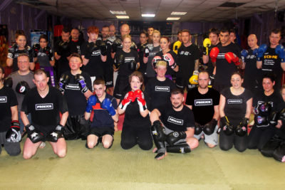 Saturday Class at the ProKick Gym