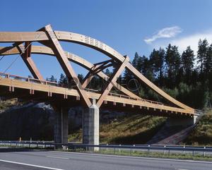 Kevyen liikenteen silta, Toijala