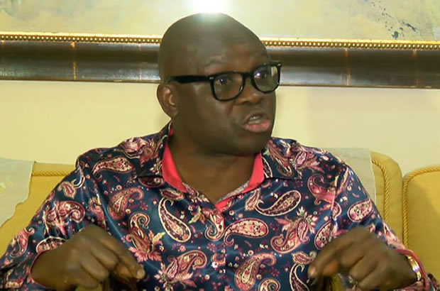 Ekiti governor Fayose on Sunday night announced his government's interest in the case of a woman assaulted by some policemen in Ado Ekiti on Friday.