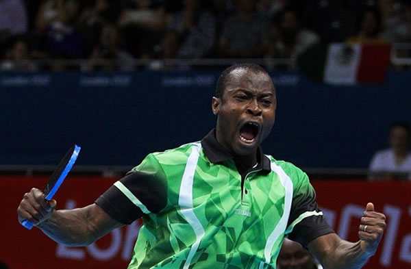 Ma beats Nigeria's Aruna Quadri in T/Tennis Quarterfinal