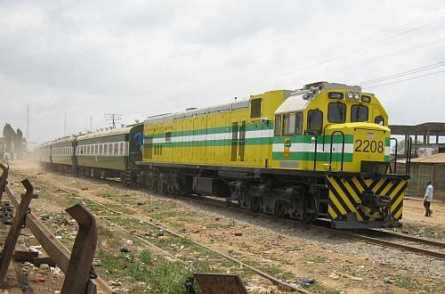 Two Injured In Ogun As Train Crushes Lafarge truck