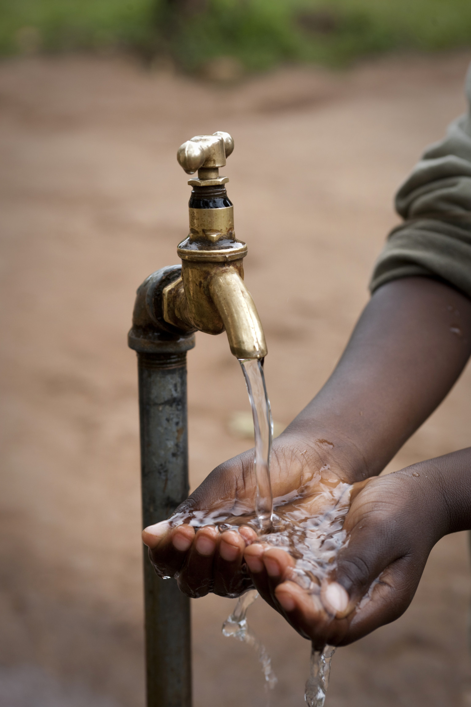 Image result for photo of water projects