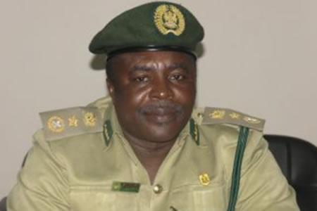 Chief Warder, Stephen Gbabo