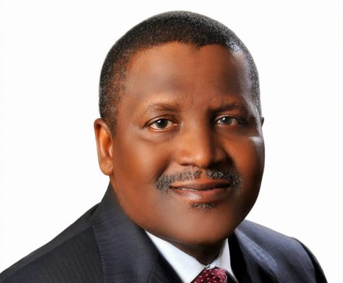 Forbes names Dangote, Putin, Trump among world's most powerful