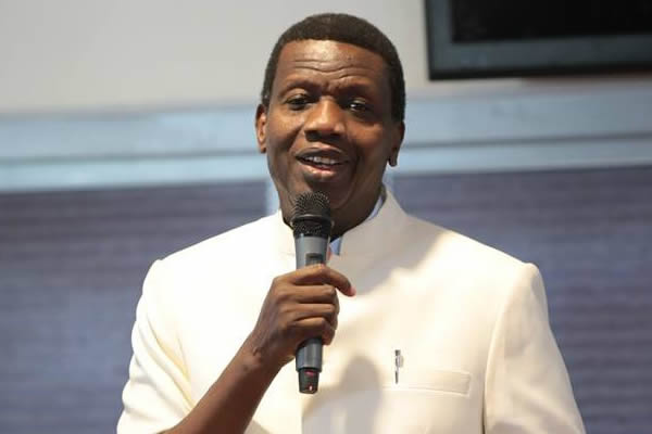 Pastor Adeboye reacts to the killing of Redeemed female preacher