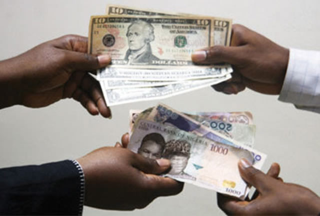Naira crashes to 288/dollar at new official market