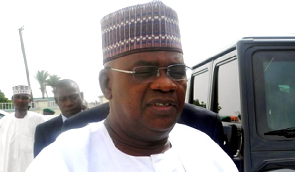 Image result for Gombe ex-governor, Goje  in Court for alleged fraud