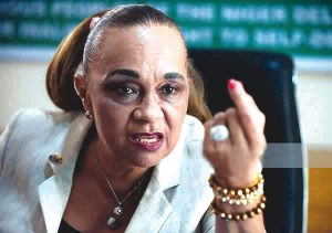 Ann Kio-Briggs, (Environmental right activist)