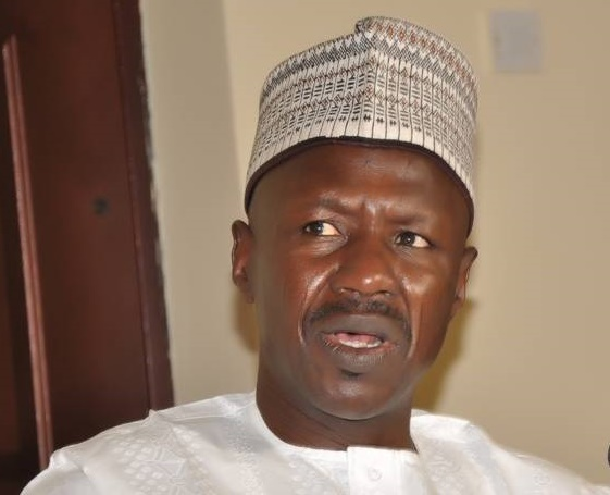 Magu blocked from seeing Buhari
