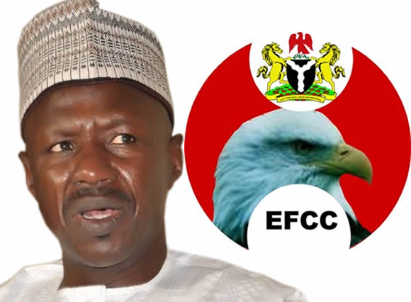EFCC Arrests Blogger Abubakar Sidiq Usman Over Anti-Magu Story
