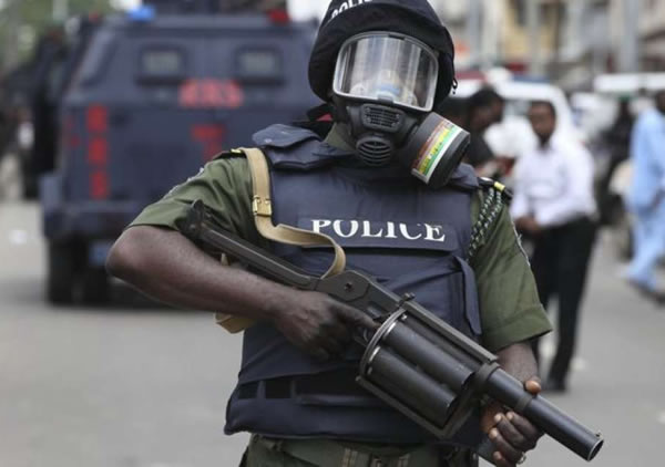 Image result for Tension in Ife as policeman kills youth during clash
