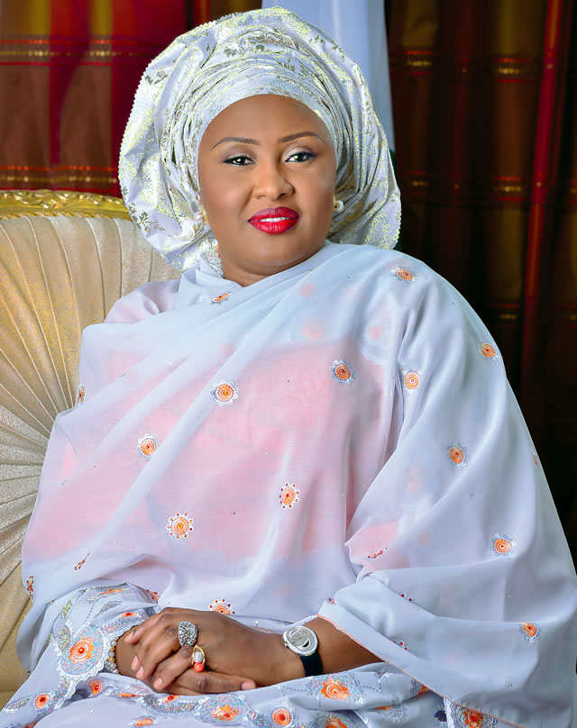 Nigerians back Aisha Buhari, as she slams President – Punch Newspapers