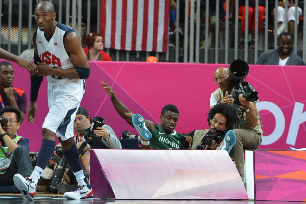 Pre-Olympic Basketball Friendly: USA Defeat Nigeria 110-66