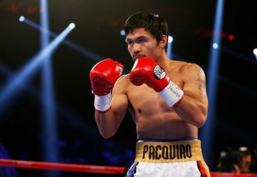 Boxing: Pacquiao eager to reclaim WBO welterweight title