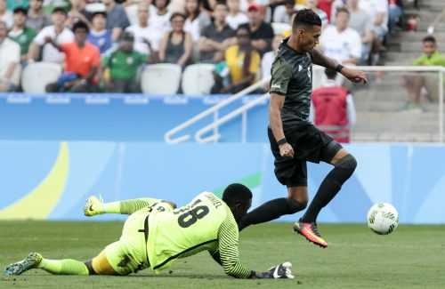 Germany defeats Nigeria to advance to Gold Medal Match