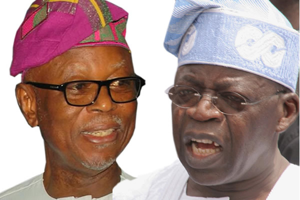 Oyegun breached these good pledges in a most overt and brazen display. In doing so, he dealt a heavy blow to the very party he professes to lead - Tinubu