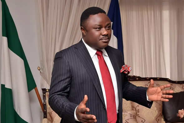EFCC arrests Gov. Ayade's brother over alleged N2.4bn contract scam