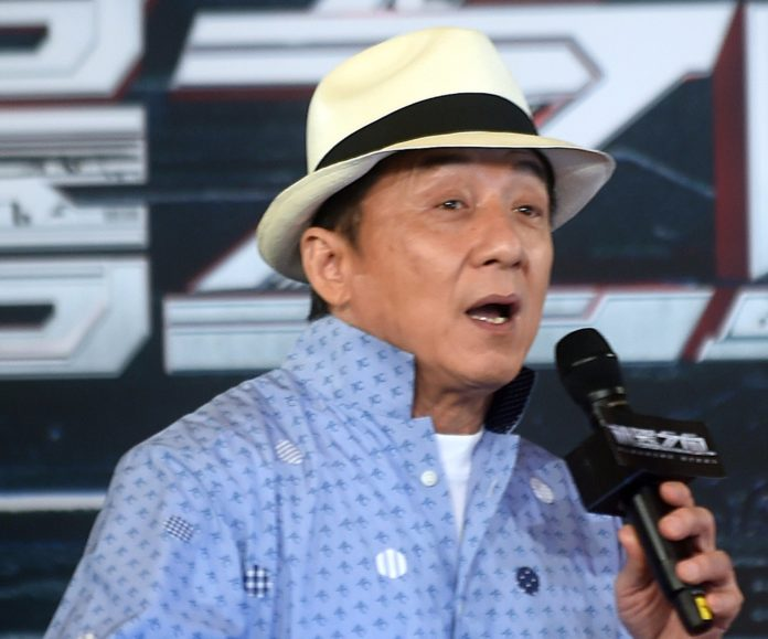 Entertainment: Jackie Chan to receive honorary Oscar