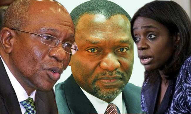 Emefiele, Udoma and Adeosun