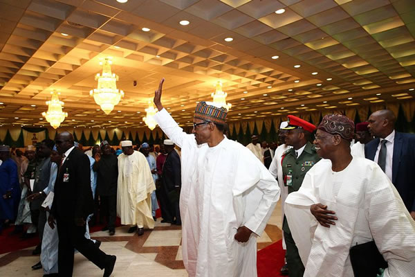 """You Have To Change First, Before Asking For The Change We Promised"" – Buhari"