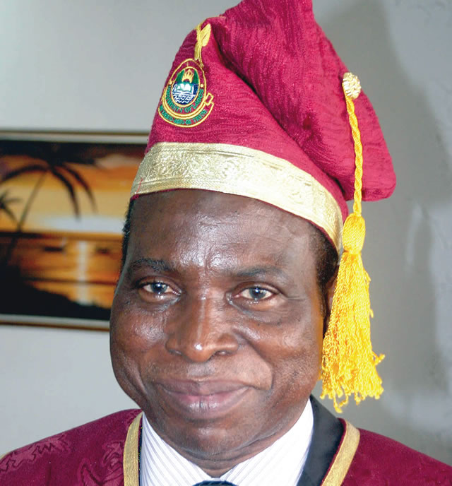 Image result for Prof. Rahamon Bello, the Vice-Chancellor (V-C) of the institution, who gave the hint during the 2016/2017 matriculation on Friday, named the two students as Miss Taiwo Bankole and Miss Ajoke Omotuyi.